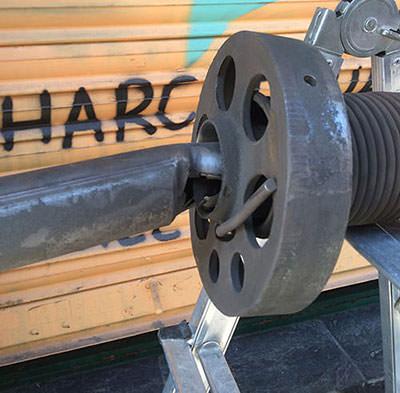 reparacion de motor para cierre metálico